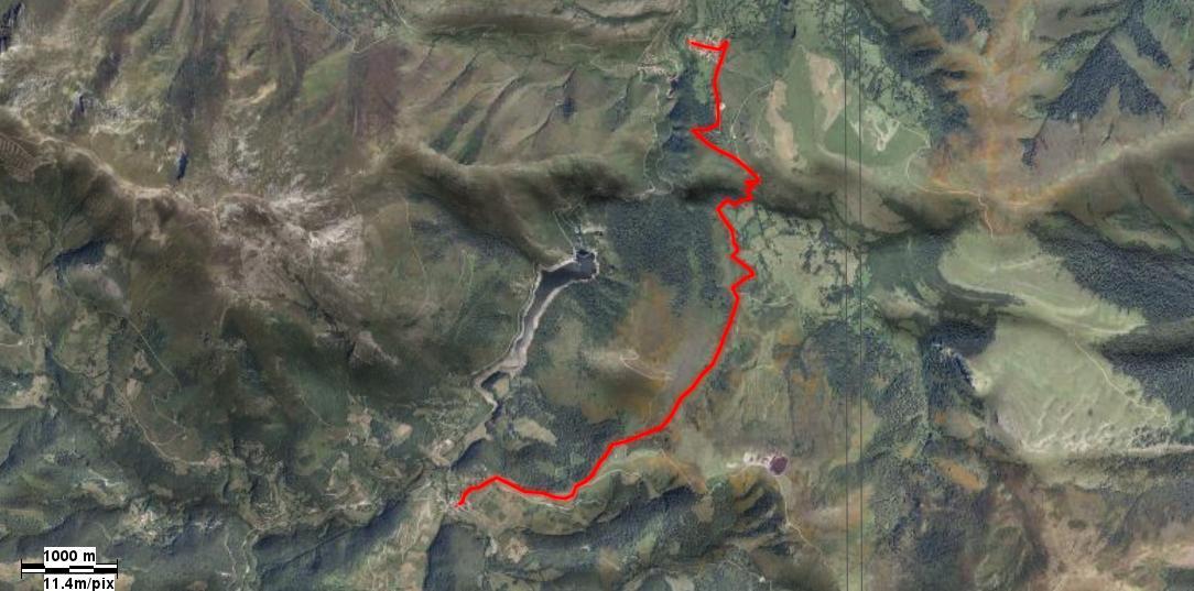 Camino Real Tudanca-Puente Pumar