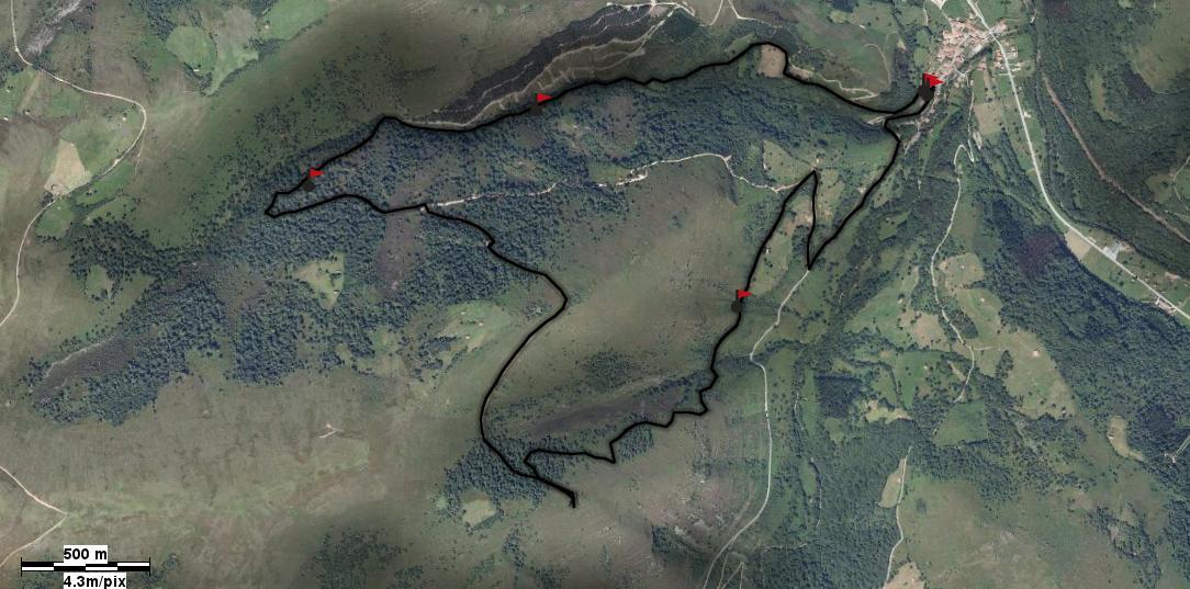 Rio Morteros - Soligote
