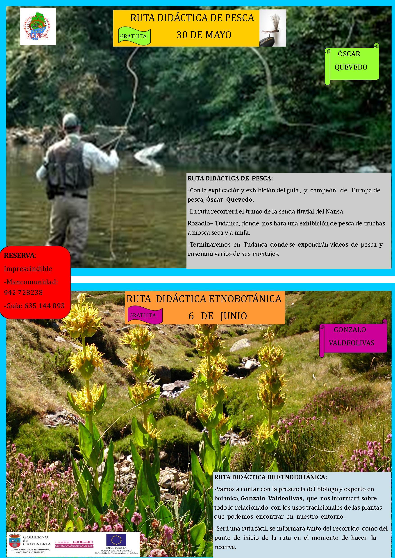 cartel ruta de pesca y etnobotanica bueno 2